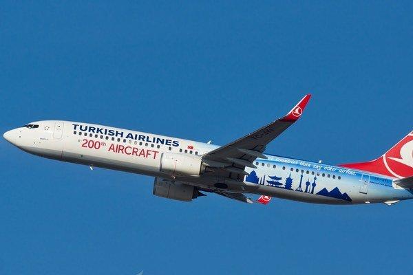 Priame lety do ďalšej krajiny. Po Rakúsku, Česku, Ukrajine, Anglicku a Poľsku má pribudnúť Turecko.