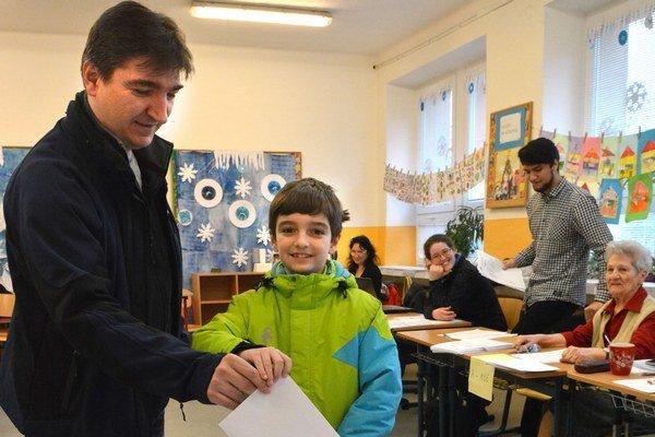 Nárast počtu voličov. Oproti roku 2012 ich v Košiciach pribudli tri tisícky.