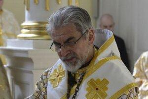 Košický gréckokatolícky arcibiskup Milan Chautur.