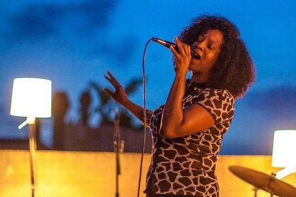 Violetta Curry. Bude jednou zo zahraničných hostí festivalu.