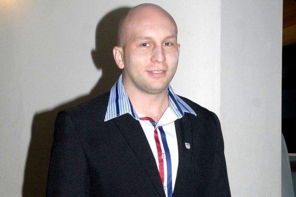 Michal Djordjevič. Nováčik v zastupiteľstve.