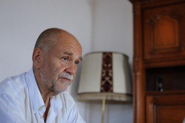 Šéf českej firmy Milan Klečka. Naznačoval, že o košickom uráne sa malo rozhodovať aj politicky.