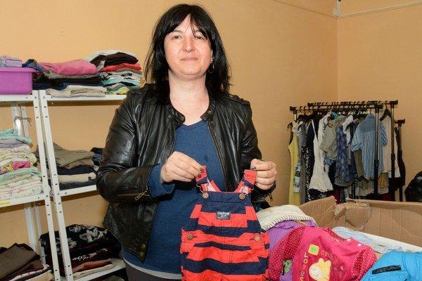 Dar od sponzora. Ivanková ukazuje nové oblečenie pre bábätká.