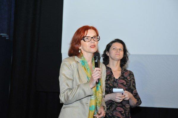 Autorka filmu Ostrov. Film Oľgy Sedrovičovej otvorí festival.