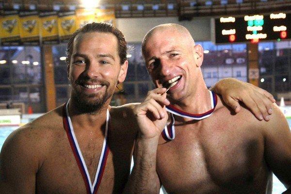 Víťaz Európskeho pohára majstrov sa lúči. Alexander Nagy (vpravo) končí.