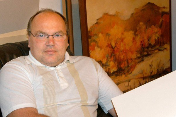 Martin Račko. Šéf VSG zobral na vedomie, že sa zamestnanci podrobili testu na detektore lži.