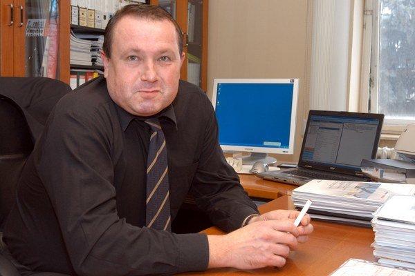 Stanislav Kmeť. Z prorektora sa stane rektor.
