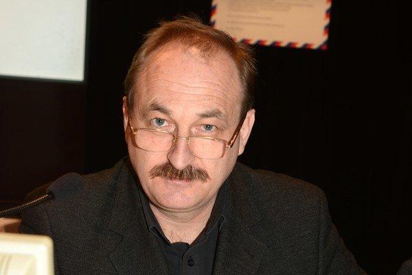 Starosta Daniel Petrík.