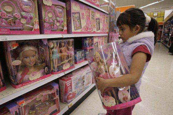 Predaj Barbie klesá. Ideál, ktorý dnes zosobňuje, bude malé dievčatá lákať aj v budúcnosti.
