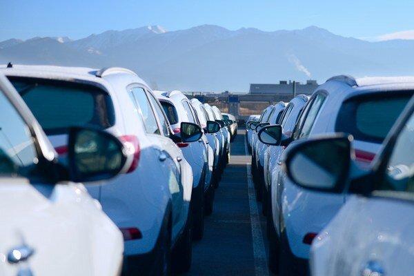 Najviac áut zo žilinskej fabriky smeruje na ruský trh.