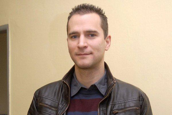 Jozef Kozár. GPS je súčasťou jeho dizertačnej práce.
