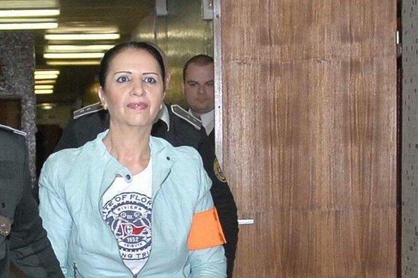Mojsejová na súde. Opäť sa bude rozhodovať o jej väzbe.
