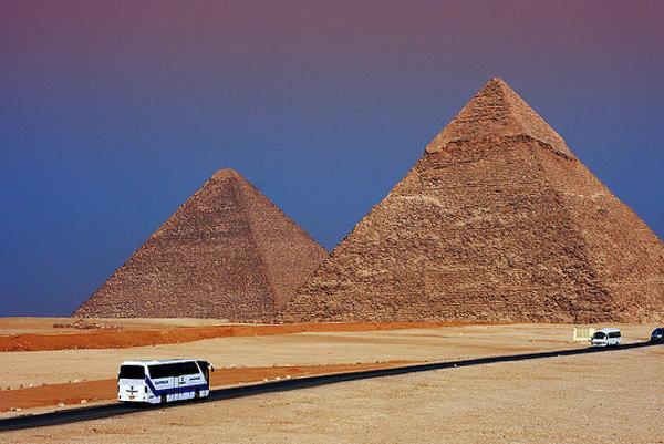 Egyptské Pyramídy budú skúmať až do konca roka 2016.