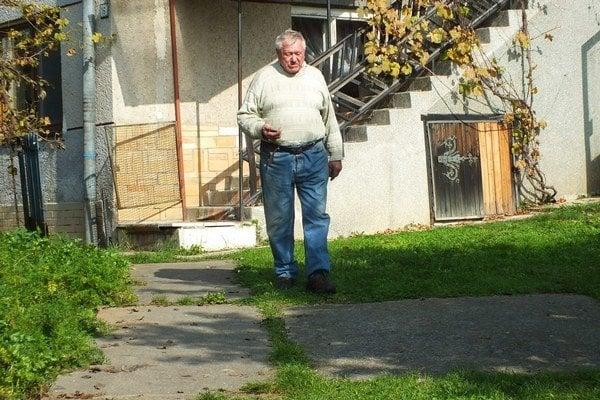 Jozef Kožej. Zastreleného poľovníka našiel jeho strýko.