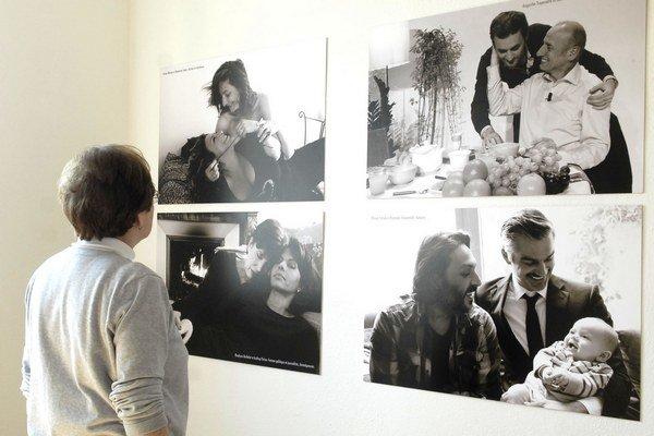 Imaginárne páry. Výstavu francúzskeho fotografa nájdete u Löfflera.