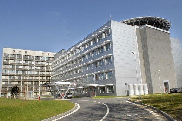 Nový urgent. Za posledné roky je najväčšou stavbou v slovenskom zdravotníctve.
