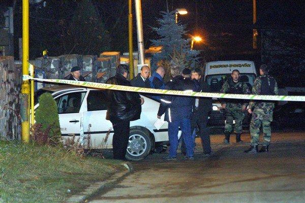 Lúpež na Vencovej ulici. Páchatelia zastrelili zamestnanca firmy a ukoristili 1,4 milióna Sk.