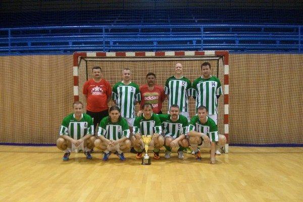 Víťaz súťaže. Mužstvo Celticu získalo už štvrtý titul.