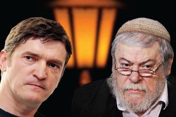 Štefan Hríb a Karol Efraim Sidon. Naživo si dvojicu užijete v utorok.