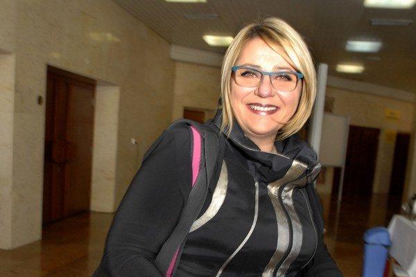 Riaditeľka Lešková. Svoj (ne)dobrovoľný odchod z postu šéfky VSG zobrala s úsmevom
