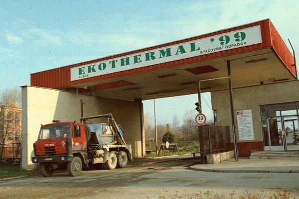 Pohľadávka súvisí s kauzou Ekothermal. Tá prišla o zákazku od mesta ešte pred 13 rokmi.