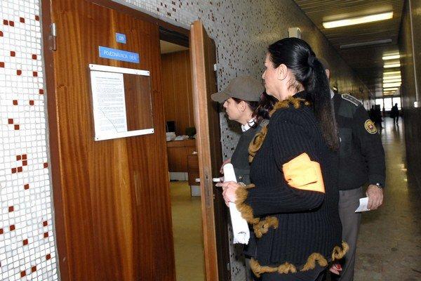 Mojsejová je stále vo väzbe. Obrátila sa na ústavný súd.