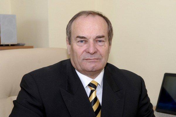 Riaditeľ úradu práce Pavol Mutafov. Bývalý starosta Západu a exasistent primátora.
