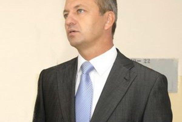 Štefan Kandráč, vedúci odboru školstva KSK.