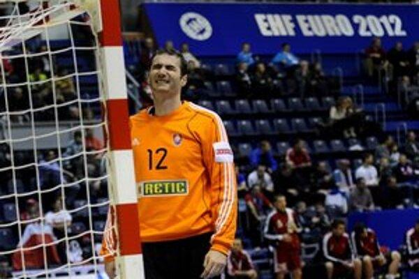 Richard Štochl. Nádeje na európsky šampionát 2014 sa nevzdáva.