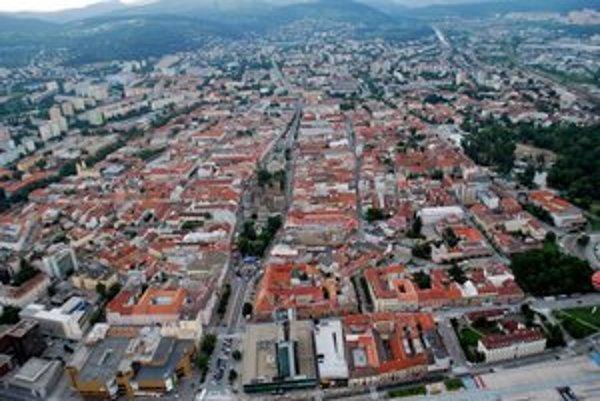 V Košiciach sa počet mestských častí nezmenší.