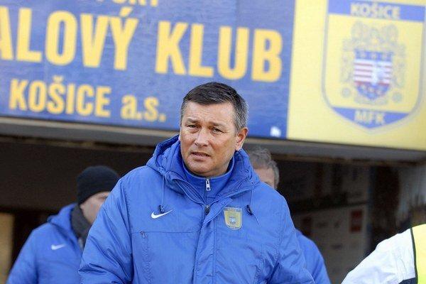 Jaroslav Galko. Rád by vydržal do konca sezóny...