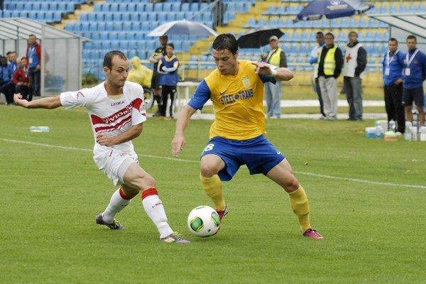 Martin Bukata začal ligu v základnej zostave MFK.