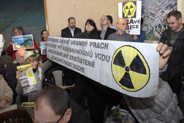 Aktivisti z mestskej časti Sever. Protest prokuratúry považujú za úspech.