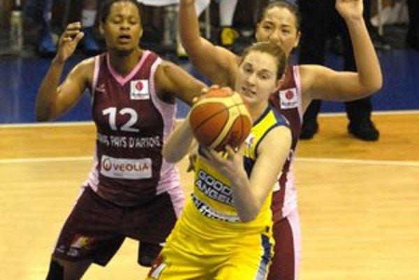 Žofia Hruščáková verí, že Košičanky vyhrajú aj v poslednom zápase B–skupiny.