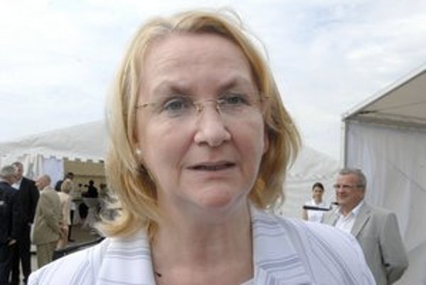 KDH chce do volieb na post župana navrhnúť Máriu Sabolovú, pravica sa však ešte musí dohodnúť.