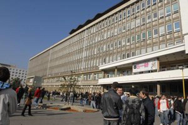 V areáli Technickej univerzity v Košiciach vyrastie vedecký park.