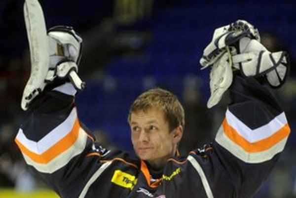 Alexandr Hylák bol hrdinom zápasu.