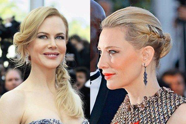 Nicole Kidman a Cate Blanchet