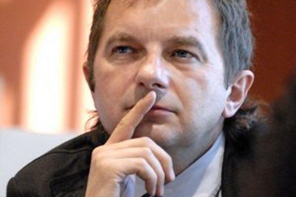 Ján Sudzina. Riaditeľ mestskej neziskovej organizácie Košice 2013.
