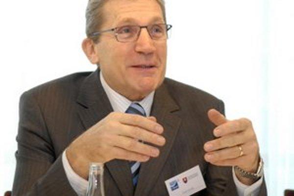 Jozef Ondáš. Šéf IT Valley očakáva výrazný nárast zamestnanosti v IT sektore.