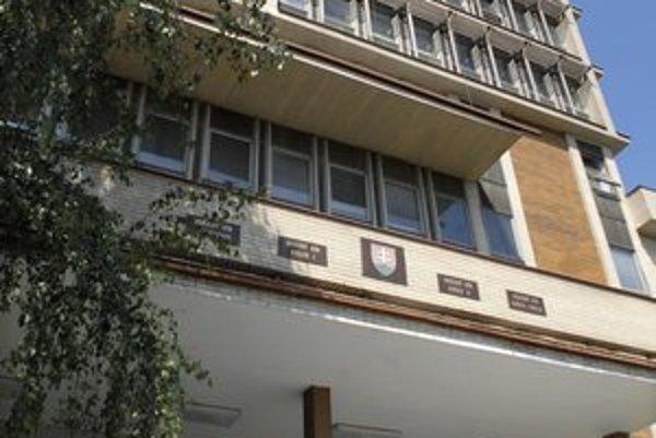 Krajský súd v Košiciach. Aj jeho sudcovia si imunitu bránia