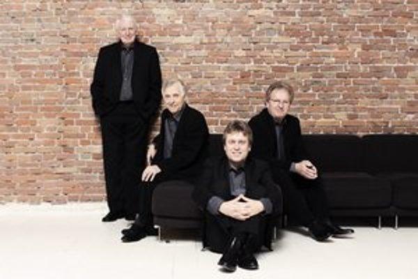 The Hiliard Ensemble. Sympaťáci po koncerte v Košiciach s hudobnou kariérou končia.