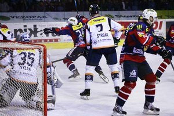 Zvolen vedie 1:0. Prvé finálové stretnutie Košičania prehrali.