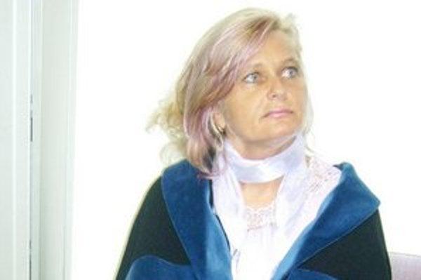 Katarína Dušáková. O jej žalobe na štát musí súd rozhodnúť znova.