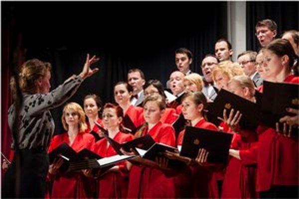 Jubilant. Zbor Collegium Technicum oslavuje 30. jubileum.