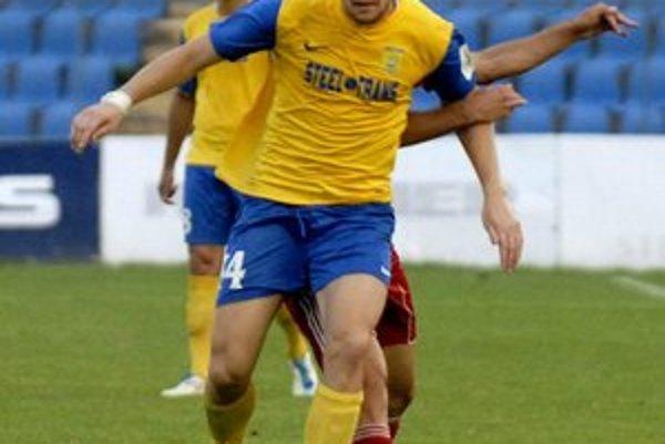 Netypický strelec. Hovančík sa tešil iba z druhého ligového gólu.