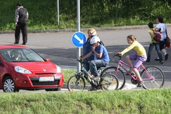 Cyklisti vedia, ako by im samosprávy a štát mohli pomôcť.