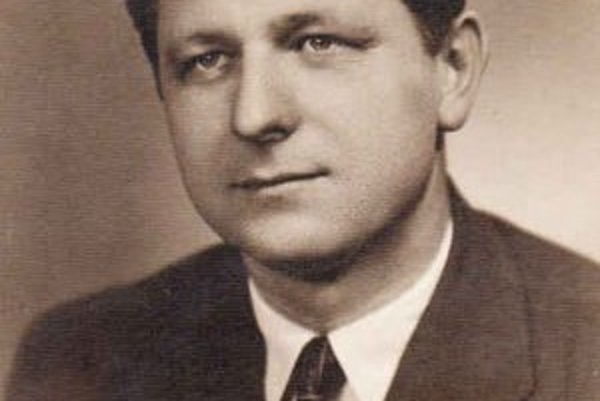 V nešťastnej trinástkeBol aj medzinárodný rozhodca Anton Repeľ, ktorý leteckú haváriu neprežil. FOTO: ARCHÍVS:\1-MAGDA FOTKY\repel-archiv-magda.jpg