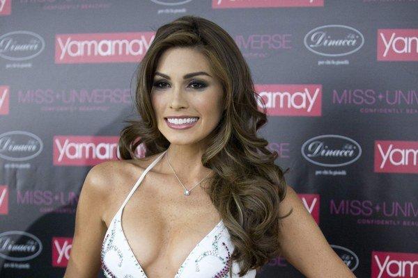 Nová Miss Universe - Venezuelčanka Gabriela Isler.
