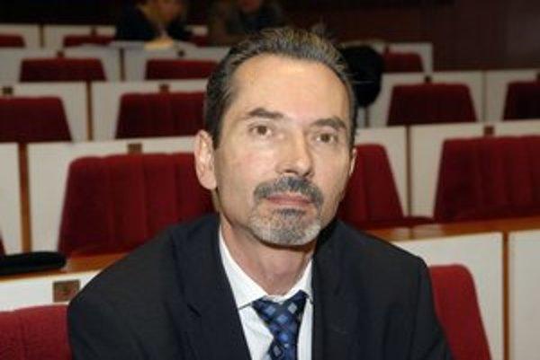 Róbert Ujpál. Nový konateľ a riaditeľ BPMK.